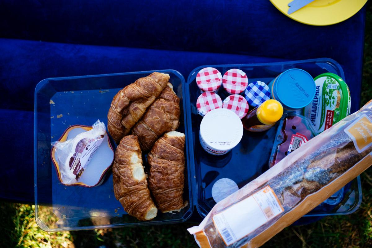 Frankreich Spanien Roadtrip Campen Zelt Sommer