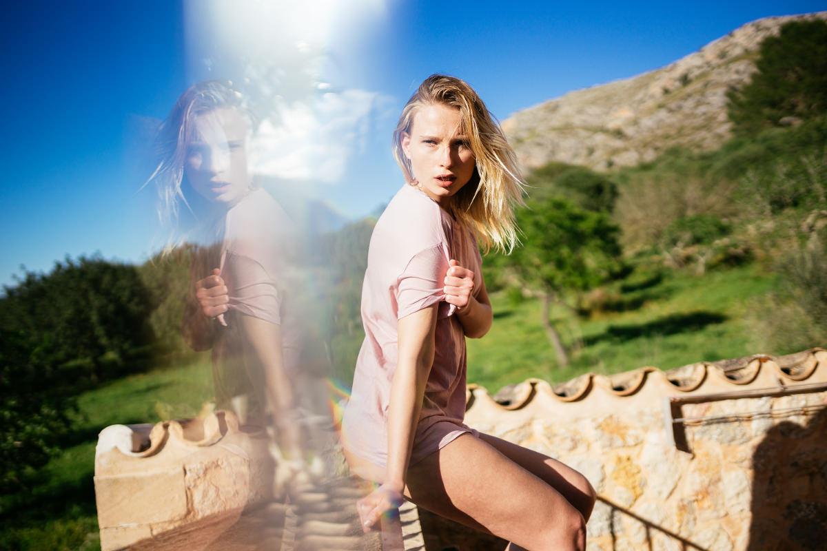 Palmen Mallorca Finca Spanien