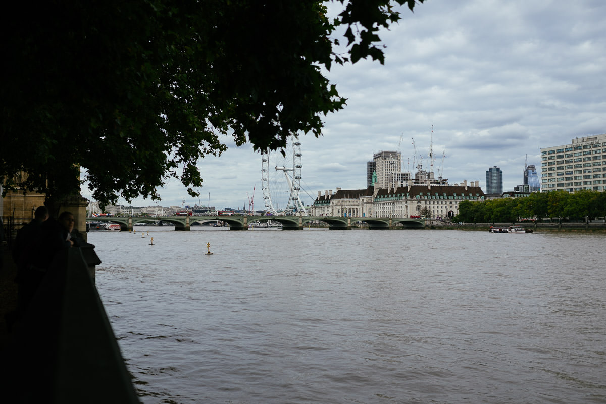London Landschaft England Eye