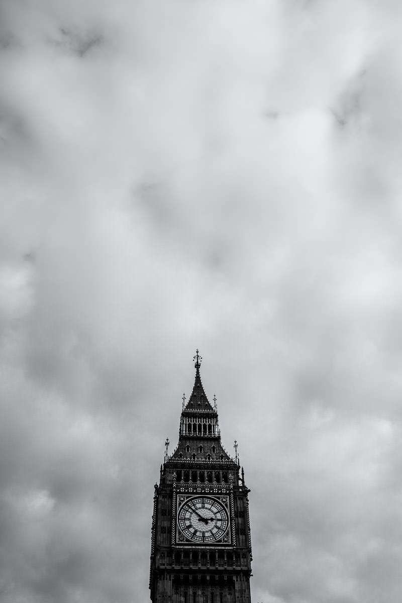 London Landschaft England Big Ben