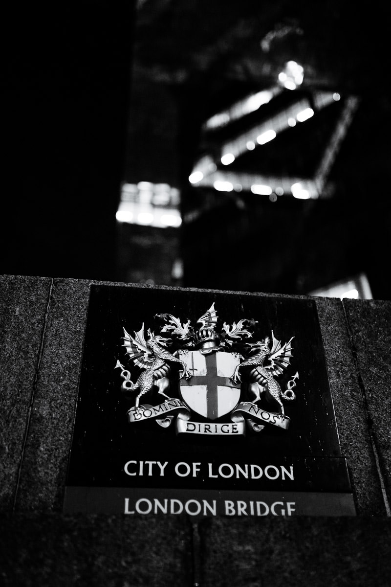 London Landschaft England London Bridge
