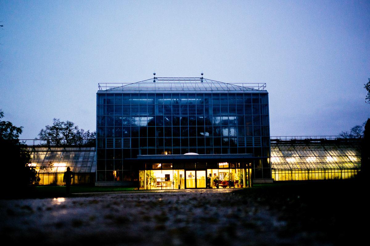Gruson Gewächshaus Magdeburg
