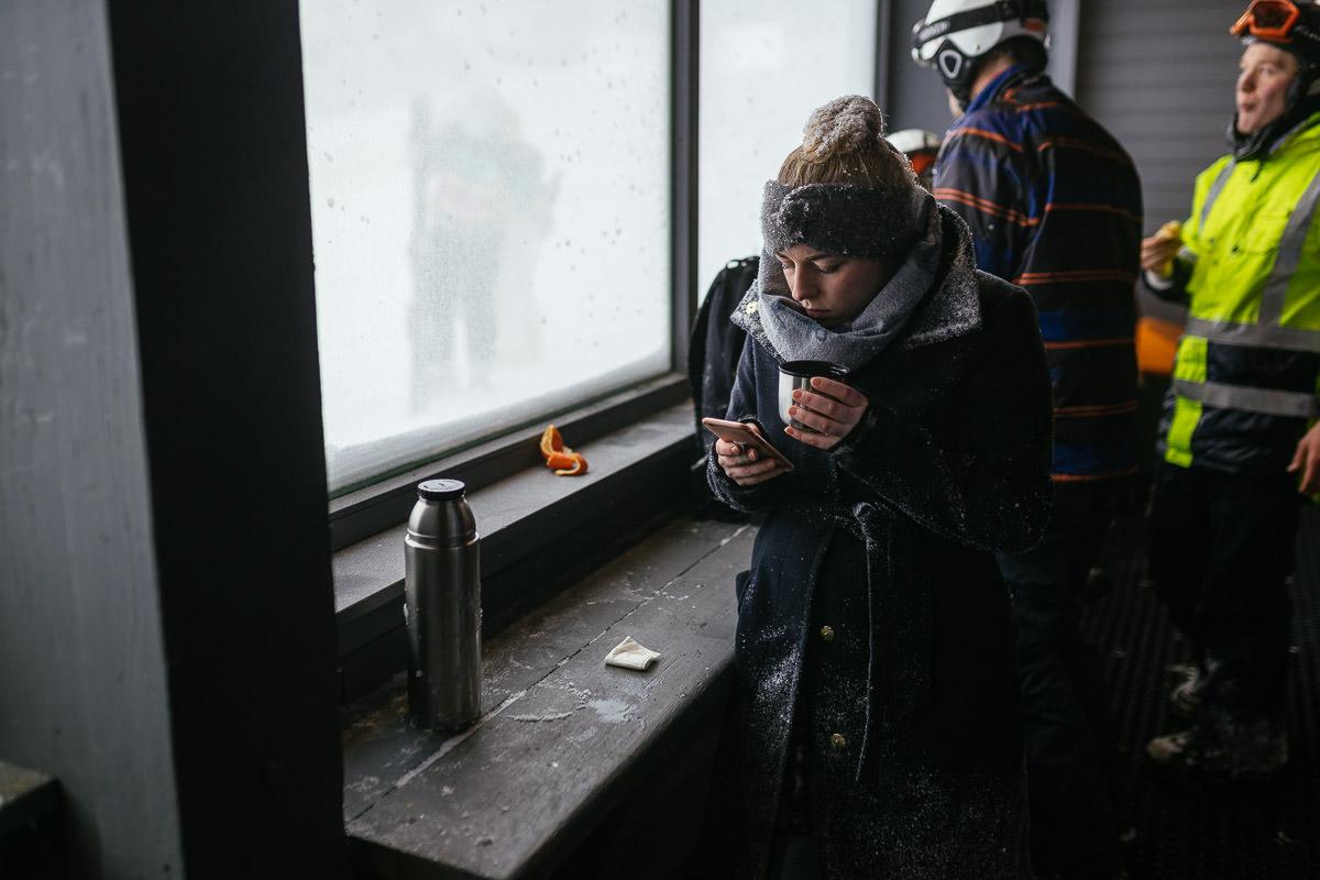 Harz Braunlage Wurmberg Schnee Winter Pause