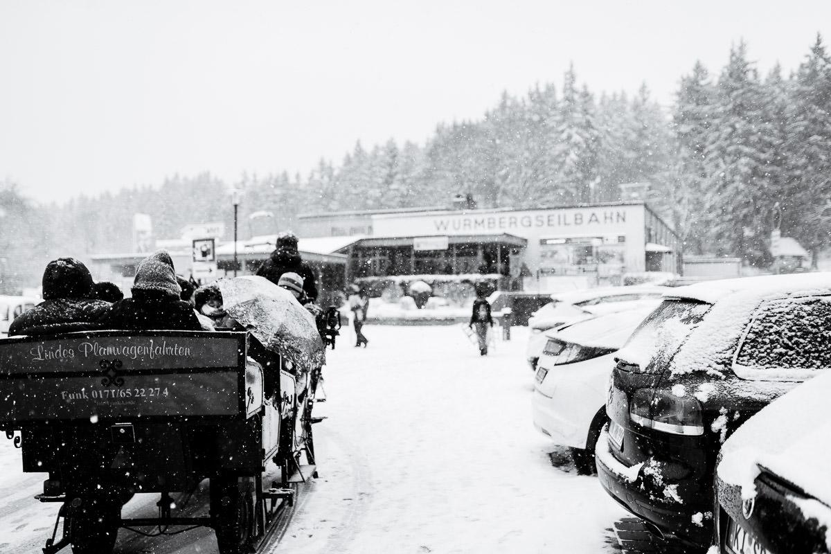 Harz Braunlage Wurmberg Schnee Winter