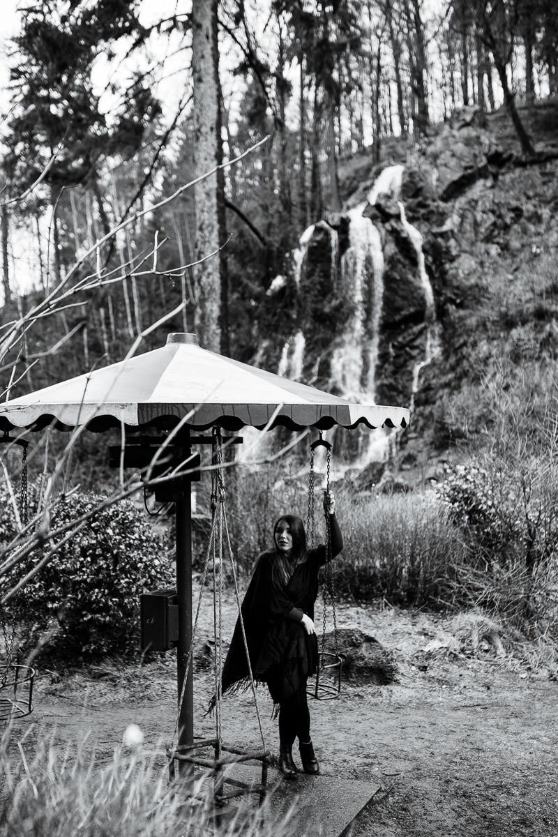 Bad Harzburg Radau Wasserfall