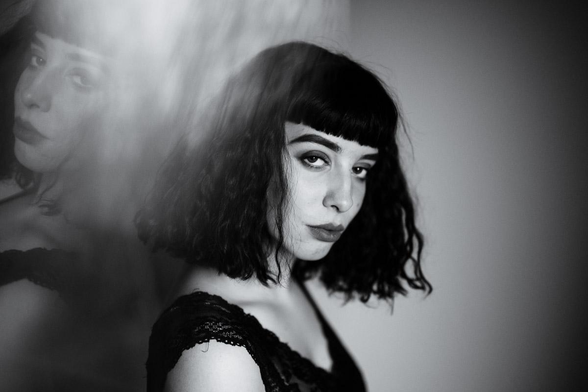 Hannah Portrait Studio Shooting