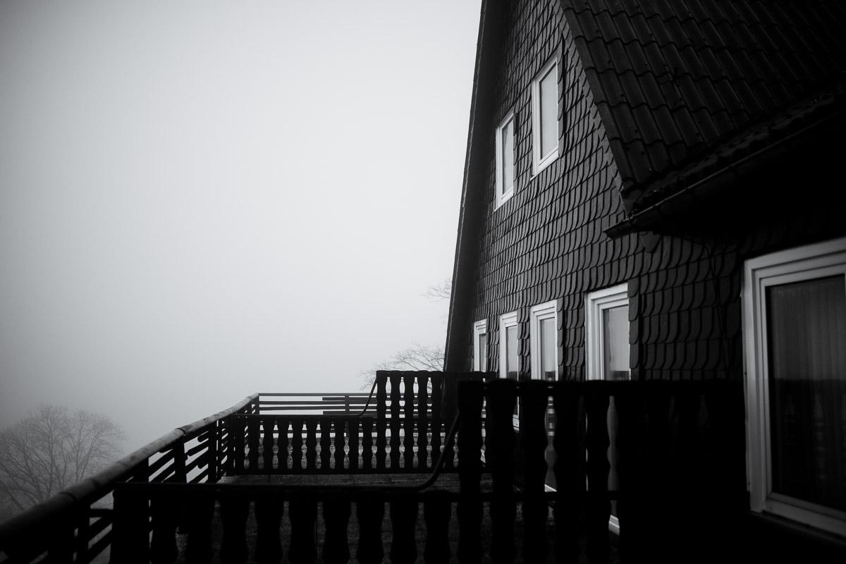 Harz Meet Up Schnee Regen Nebel